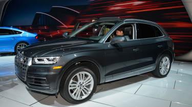LA Motor Show - Audi Q5