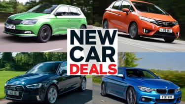 Best new car deals 2017