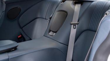 Aston Martin DB11 - back seats