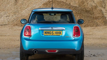 Used MINI - full rear