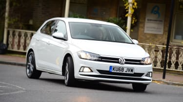 Volkswagen Polo long termer - second report cornering