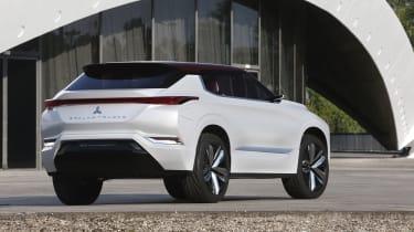 Mitsubishi GT-PHEV Concept rear