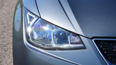SEAT Ibiza headlight
