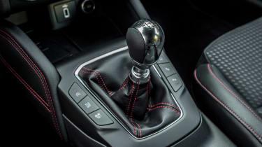 Ford Focus Estate - transmission