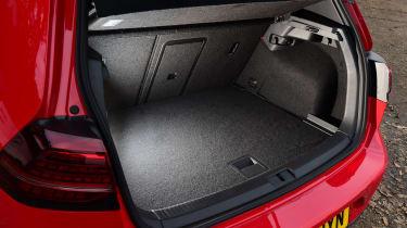 Volkswagen Golf GTI Performance Pack - boot