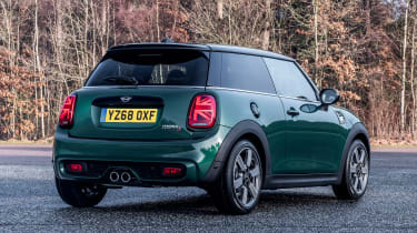MINI Cooper S 60 Years Edition - rear static