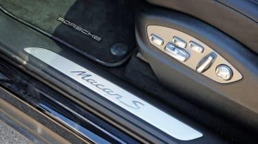 Porsche Macan - detail