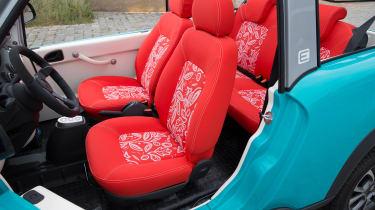 Citroen E-Mehari - front seats
