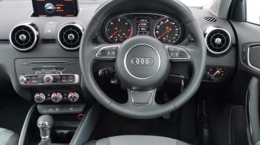 New Audi A1 2015 interior