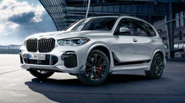 BMW X5 M Performance Parts - front