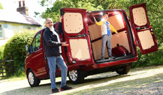 Ford Transit Custom PHEV long-termer second report - header