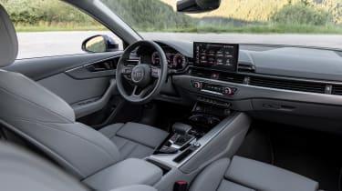 New Audi A4 Avant 2019 interior