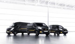 Renault Formula Edition range