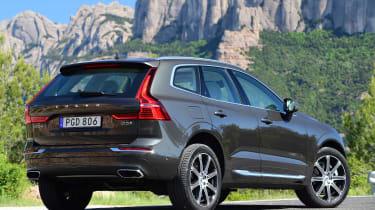 New Volvo XC60 - rear static