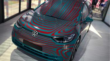 VW ID 3 - Goodwood 2019