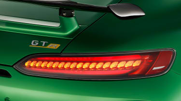 Mercedes-AMG GT R - rear light detail
