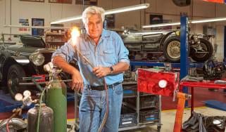 Jay Leno and his cars - main