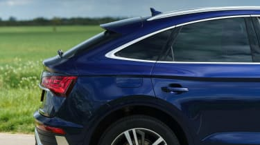 Audi Q5 Sportback - profile
