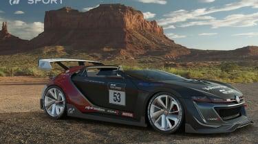 GT Sport 2016 - Volkswagen Vision GT
