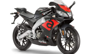 Aprilia RS 125 review - header