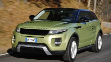 Range Rover Evoque 2WD