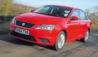 SEAT Toledo front tracking