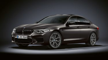 BMW M5 Edition 35 Years - front studio