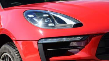 Porsche Macan GTS - headlight