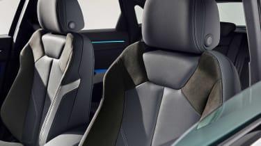 Audi Q3 Sportback - seats
