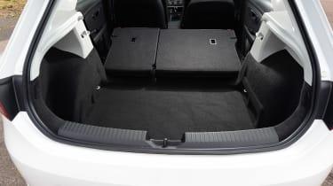 SEAT Leon - rear action