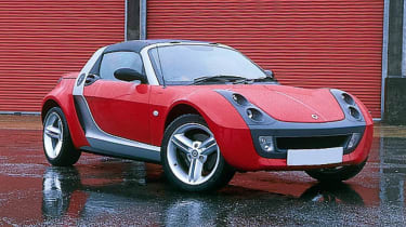 Best cars for under £5,000 - Smart Roadster