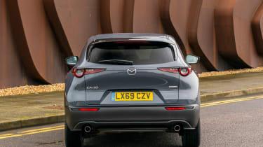 Mazda CX-30 - rear static