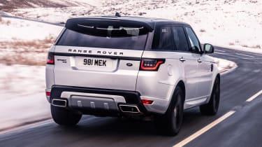 Range Rover Sport HST - rear
