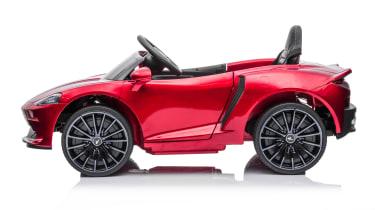 McLaren GT ride-on toy - side