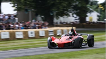 BAC Mono at Goodwood