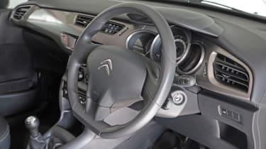 Used Citroen C3 - interior