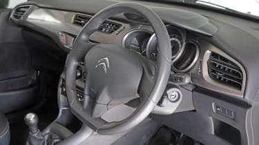 Used Citroen C3 - interior