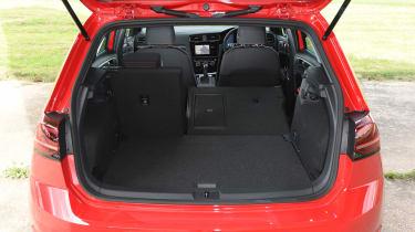 Volkswagen Golf GTI - boot