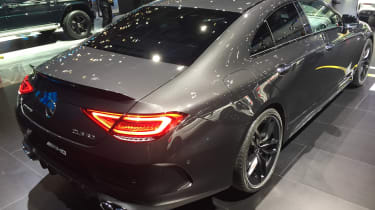 Mercedes-AMG CLS 53 - Detroit rear