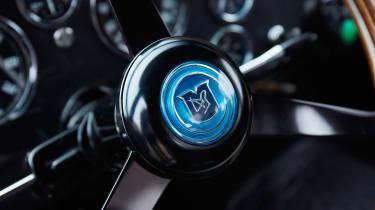 Aston Martin DB4 GT - horn