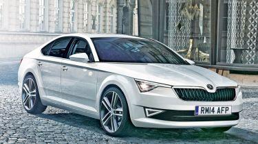 Skoda Octavia Coupe