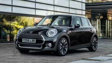 MINI Exclusive - front