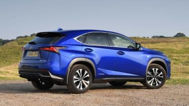 Used Lexus NX - rear static
