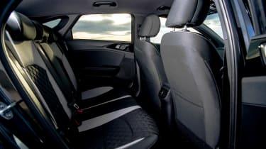 Kia Proceed - rear seats