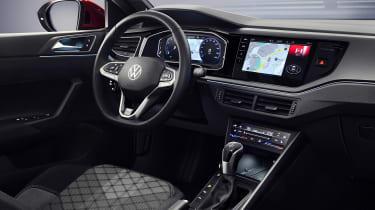 Volkswagen Taigo R-Line - cabin