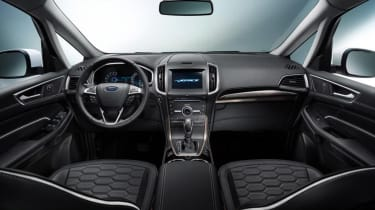 Ford S-MAX Vignale - press interior