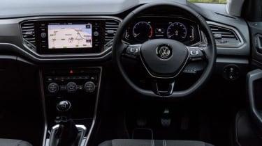 Volkswagen T-Roc - interior