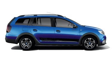 Dacia Logan MCV SE Twenty - side