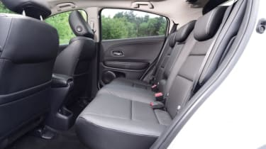 Used Honda HR-V - rear seats