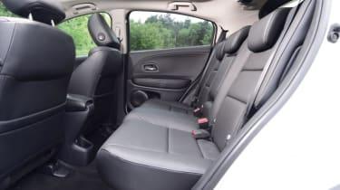Used Honda HR-V - rear seats